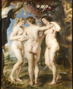 Real women from Rubens
